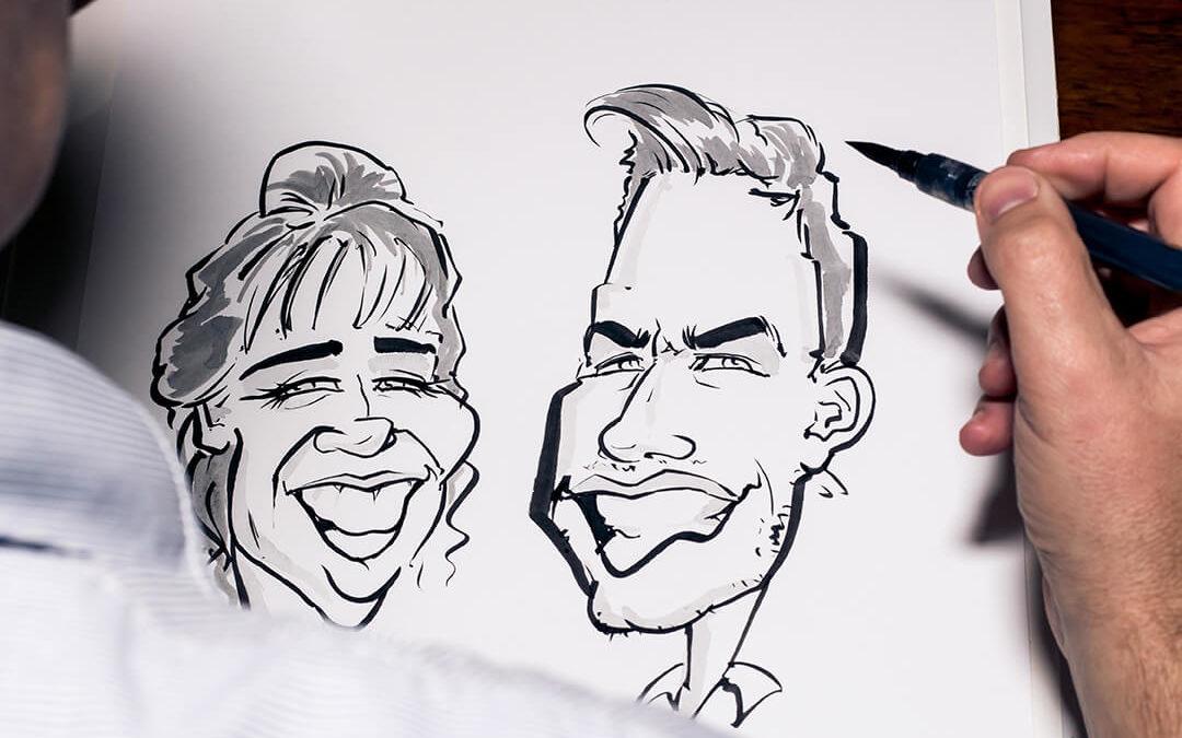 Gary Bottger – Caricaturist