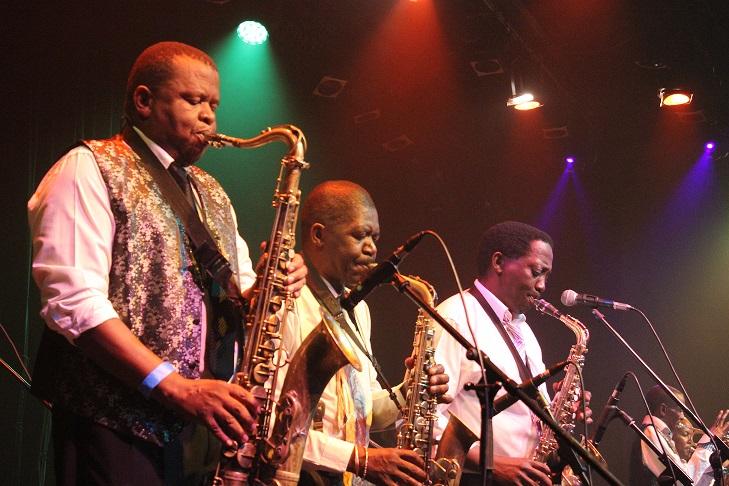 African Jazz Pioneers