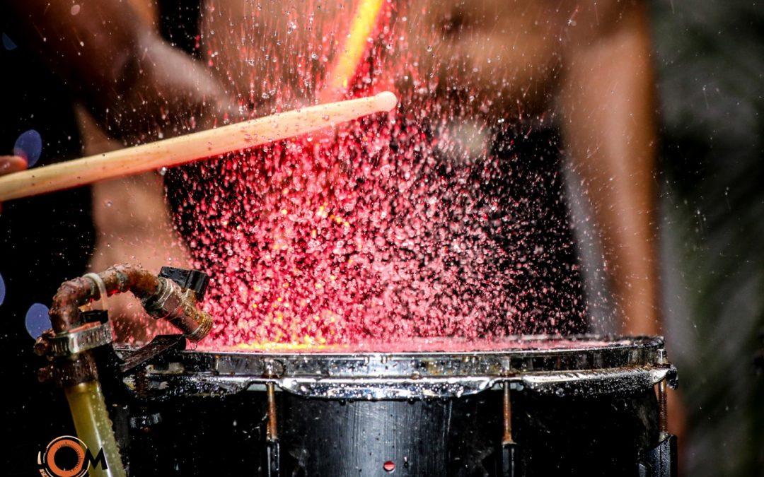 Aqua Light Drums