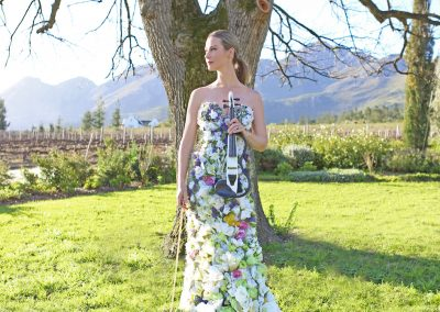 The Blossom Dress with Renate 2